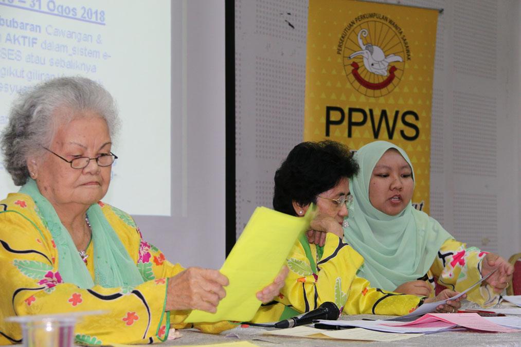 Mesyuarat Perwakilan Tiga Tahun Ppws  Sesi 2018-2020