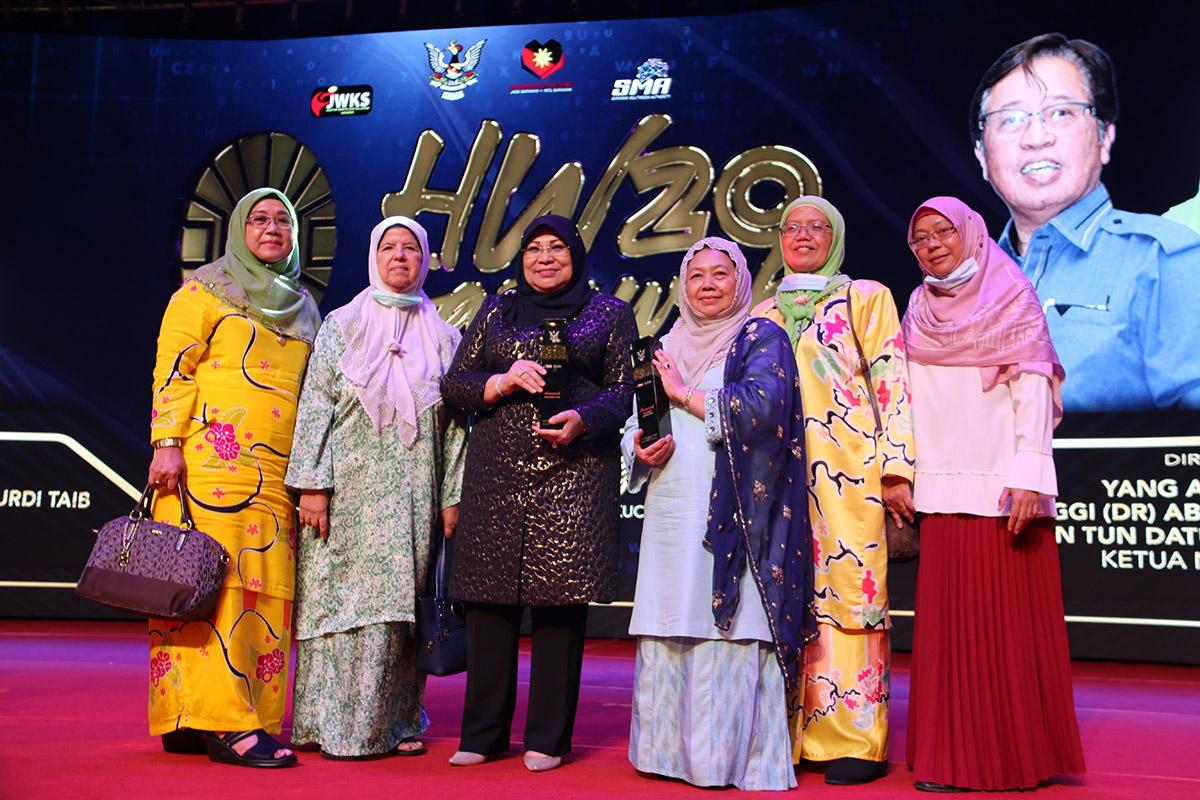 HARI WANITA 2020 SARAWAK (HW20) SARAWAK WOMEN IN DIGITAL ERA
